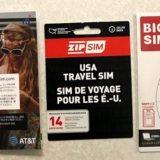 ハワイ旅行準備で散財(3) 海外SIMカード