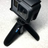 GoPro純正ミニ三脚SHORTYのグリップの軋みを輪ゴムで止めてみました
